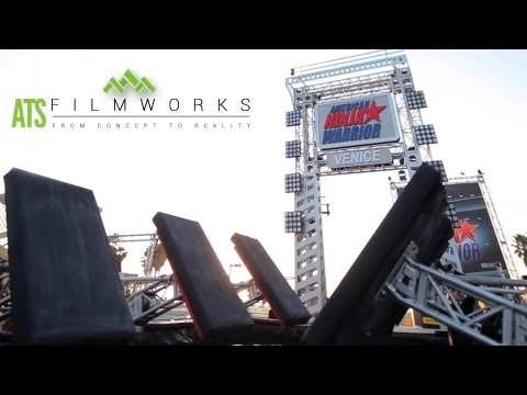 American Ninja Warrior | Season 5 Course Construction