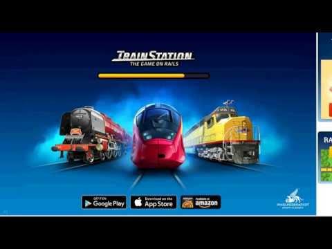 TrainStation Game Level 1000