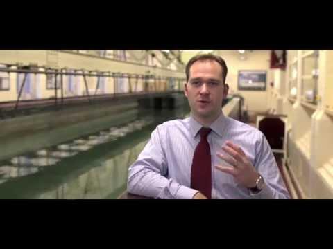 2001 Graduate Phillip Gennotte talks to us about working at Meyer Werft