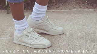 Yeezy Calabasas Powerphase Lookbook | Outfits + On-feet!