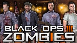 Black Ops 3 Zombies | MOB OF THE DEAD 2.0!? / SECRET Easter Eggs DISCOVERED! (BO3 Zombies)