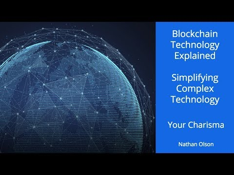 What is Blockchain? | Over Simplified Explanation | Your Charisma