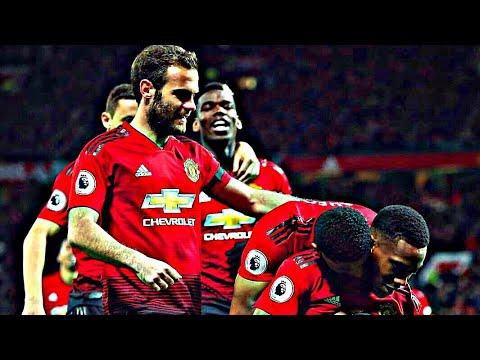 Manchester United all Goals Under Ole Gunnar Solskjaer – HD