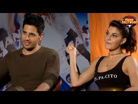 Jacqueline Answers Who Is The Better Kisser Between Sidharth & Emraan | Bollywood News Mp3