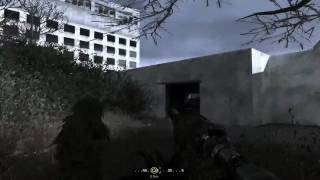 Call of Duty 4 [HD] Modern Warfare All Ghillied Up / One Shot, One Kill [2]