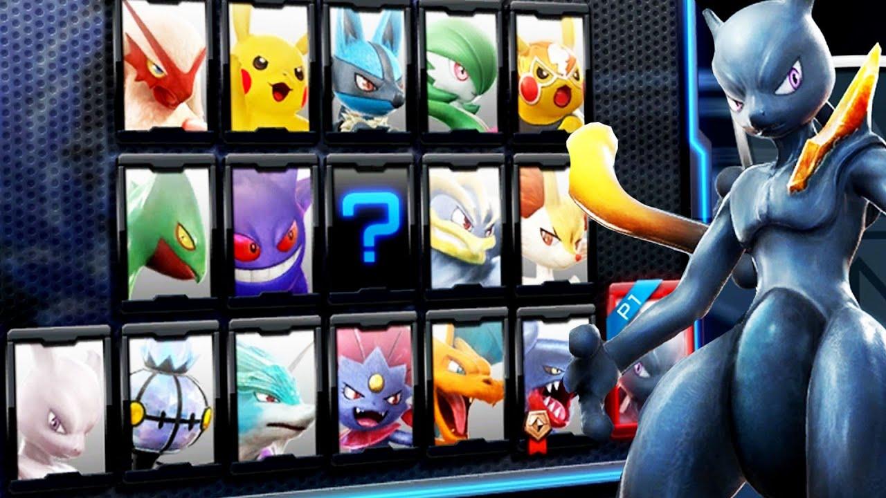 All Pokemon Main Characters