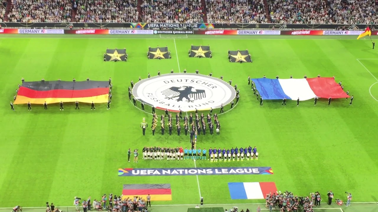 Uefa Nations League Deutschland