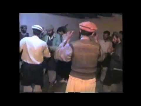 Suberb attractive cultural dance performance in Nuristan/ رقص فرهنګی باستان نورستان