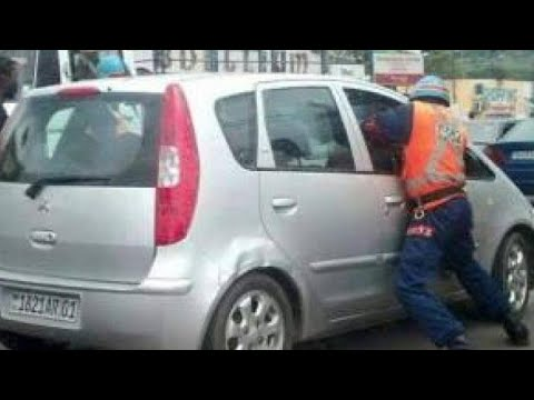 KINSHASA MAKAMBO BOTALA KIMOYIBI YA BA POLICIER NDENGE BAZO NIOKOLA POPULATION