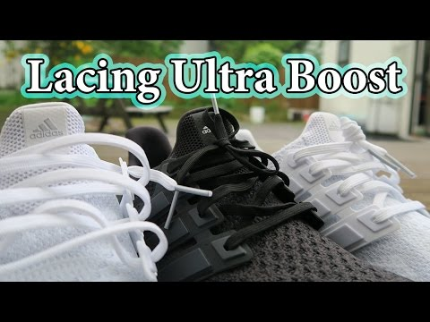 Different Ways To Lace Ultra Boosts (w/ On Feet Looks)