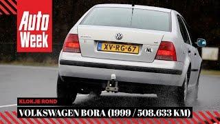 Klokje Rond - Volkswagen Bora 1.6 (1999 / 508.633 km)