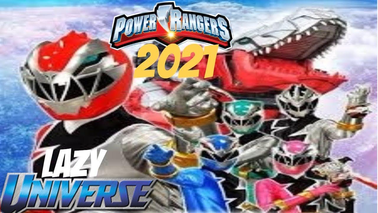 Power Rangers Stream 2021