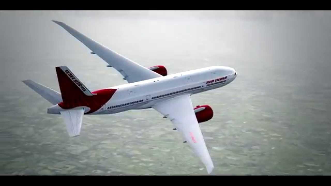 FSX - Flight Simulator X | Extreme Graphics Landing Heathrow - PMDG 777 [HD]