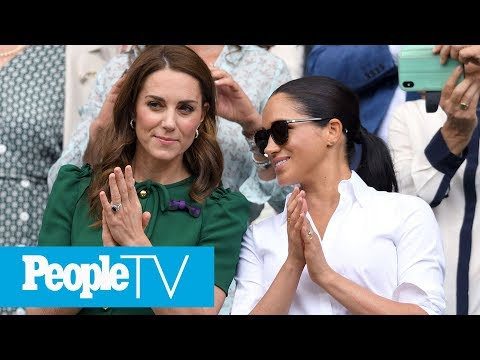 How Meghan Markle And Kate Middleton Managed The 'Undue Pressure' To 'Be Best Friends' | PeopleTV