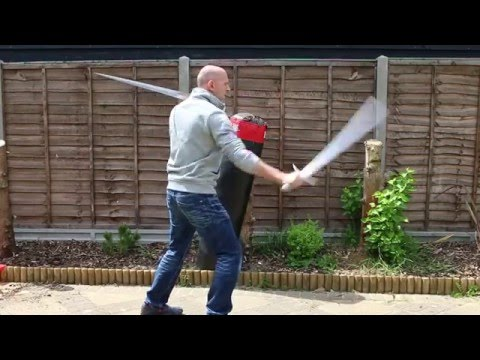 Dual-wielding with swords revisited & ambidexterity