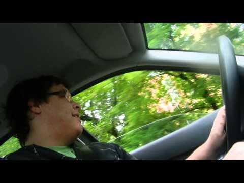 Rap on car Alfa Romeo