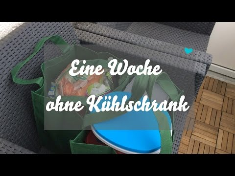 Woche ohne Kühlschrank | Fooddiary von Caros Küche