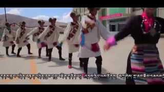 Tibetan circle dance ( Lhoka ) 2014 ❼