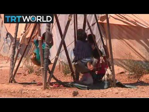 Zaatari Refugee Camp: World's largest solar plant opens in Jordan