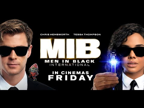Men In Black International | Hammer | In cinemas June 14