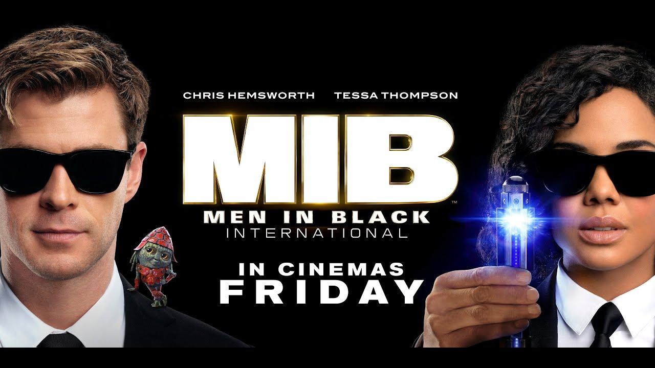 Every Thor Cross Over In Men In Black International