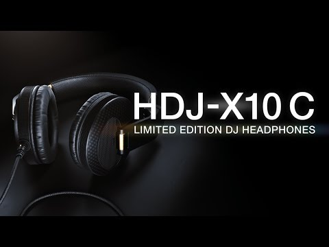 画像2: Meet the limited edition HDJ-X10C DJ headphones bit.ly