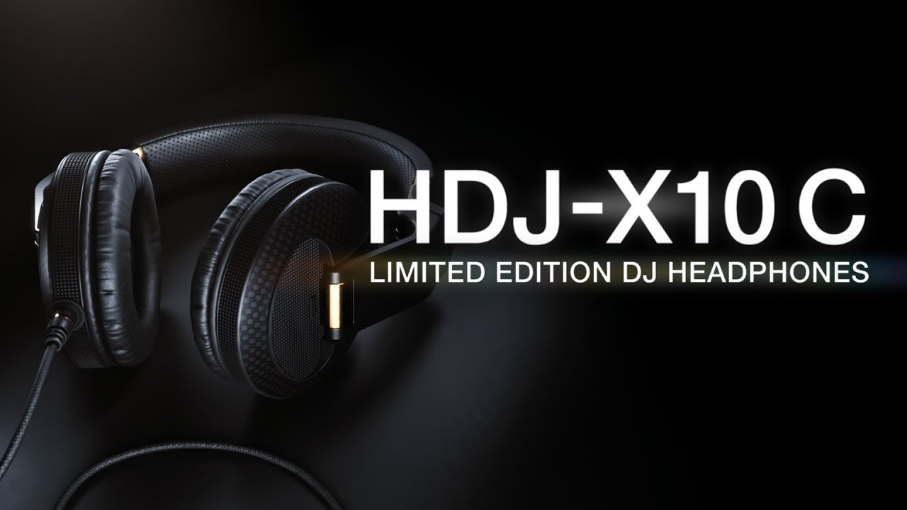 951ce8e426b Stand Out With These Limited Edition Pioneer DJ HDJ-X10C Headphones -  Digital DJ Tips