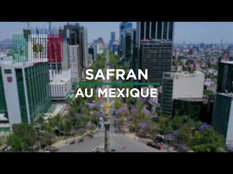 Safran au Mexique