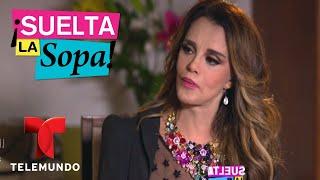 Lucía Méndez Habla De María Félix | Suelta La Sopa | Entretenimiento