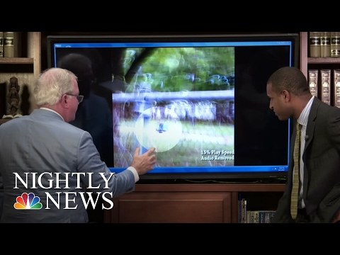 Could FBI Analysis of Video Exonerate Officer in Walter Scott Shooting? | NBC Nightly News