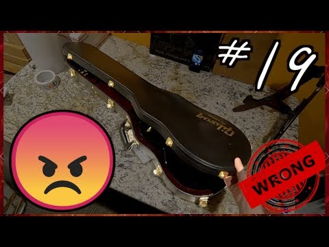They Sent Me The WRONG Guitar! | Trogly's Unboxing Vlog Episode 19