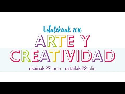 Colonias Arte y Creatividad 2016   Fund Troconiz Santacoloma