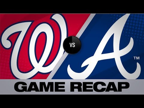 acuna,-fried-lead-braves-past-nationals- -nationals-braves-game-highlights-9/4/19