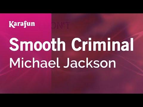 Karaoke Smooth Criminal  Michael Jackson *