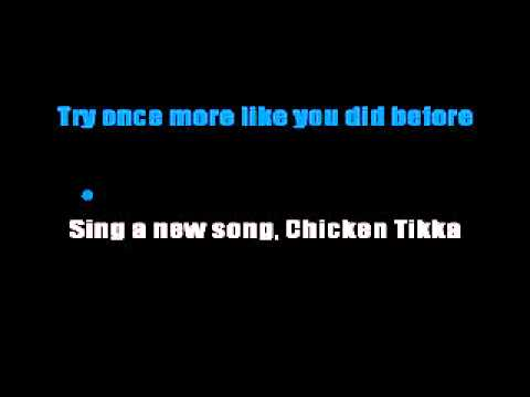 Curryoake - Chicken Tikka