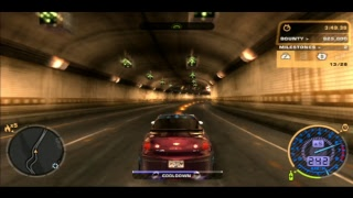NEED FOR SPEED MOST WANTED #8: IT