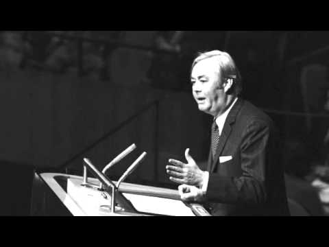 Greatest Speech Ever Delivered at U.N. * Moynihan on Zionism is Racism, 1975