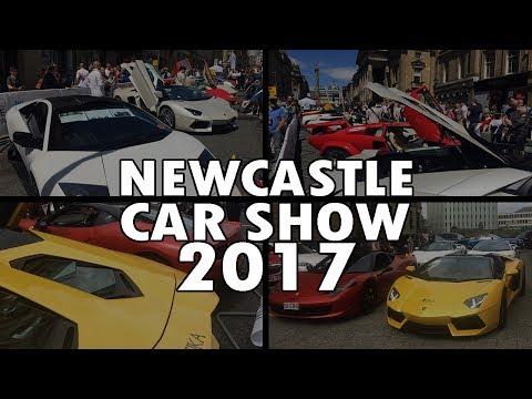 Newcastle Car Show 2017 (NE1)