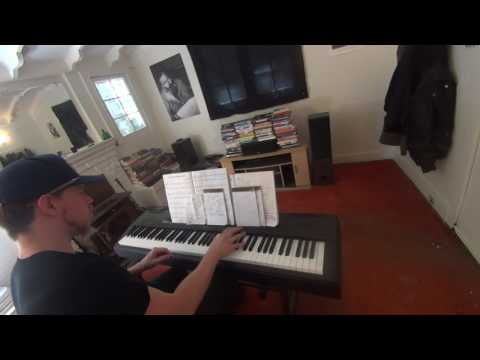 Nujabes - Aruarian Dance Piano Cover