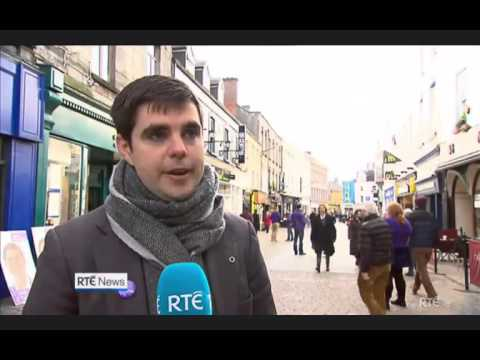 Niall O'Tuathail - Galway West - RTÉ News