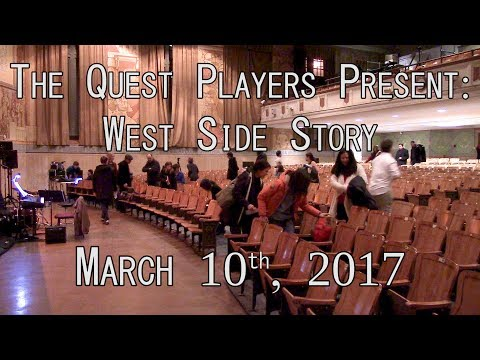 The Quest Players Present West Side Story