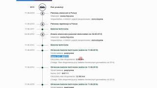 Как проверить автомобиль по базе данных. Покупка автомобиля в Польше