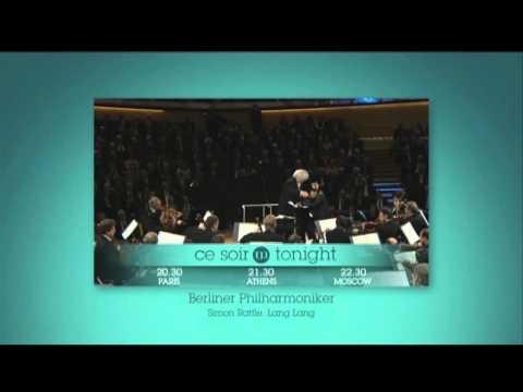 Sir Simon Rattle, Lang Lang & The Berliner Philharmoniker