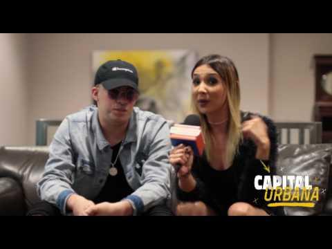 Entrevista Bad Bunny [Capital Urbana] Telemedellín
