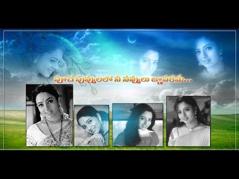 Actress Soundarya Beautiful Pictures