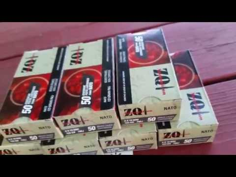 Walmart  Ammo Score ZQI 9 mm 350rds On The Cheap In Vermont 7/3/16