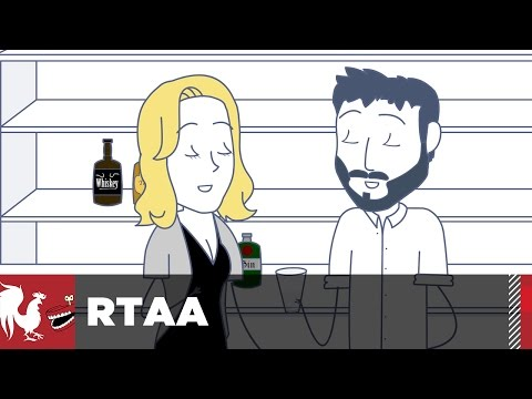 Geoff's Failed Sex Dream - Rooster Teeth Animated Adventures 4K