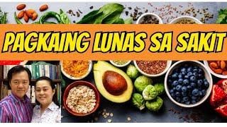 Pagkaing Lunas: Kontra Diabetes, Anemic at Kanser  - ni Doc Willie Ong #683 thumbnail
