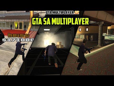 Gta San Andreas Multiplayer|Heist Mission #3