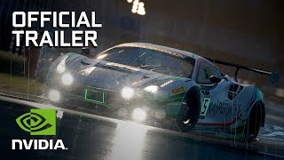 Assetto Corsa Competizione, Official game of the Blancpain GT Series Announcement Trailer